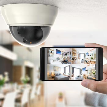 Hendreforgan home cctv systems