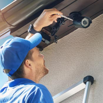 find Hendreforgan cctv installation companies near me